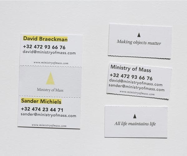 20 Mini Business Cards that Can Fit in Your Pocket - Jayce ...