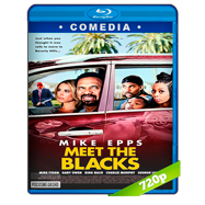 Conociendo a los Blacks (2016) BRRip 720p Audio Dual Latino-Ingles