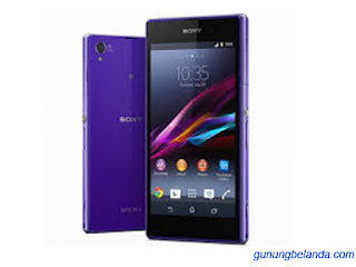Cara Flashing Sony Xperia Z1 LTE C6903 Via Flashtool