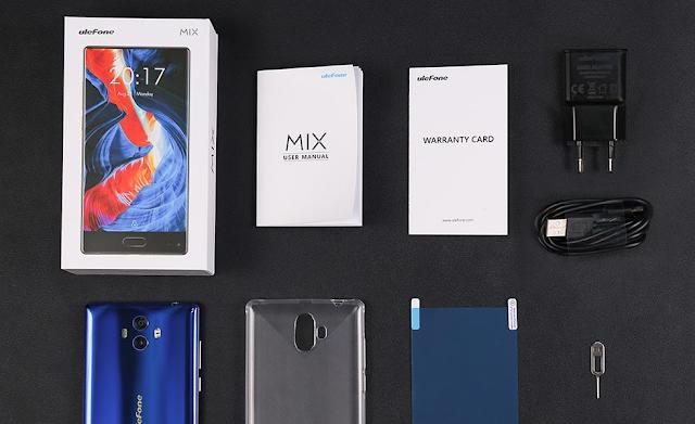 مراجعة للهاتف الرائع Ulefone Mix و أهم مزاياه الإحترافية المناسبة لك شكلا و ثمنا