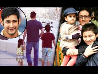 Mahesh Babu  Family  London Vacation
