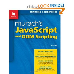 Murachs Javascript And Dom Scripting Ebook