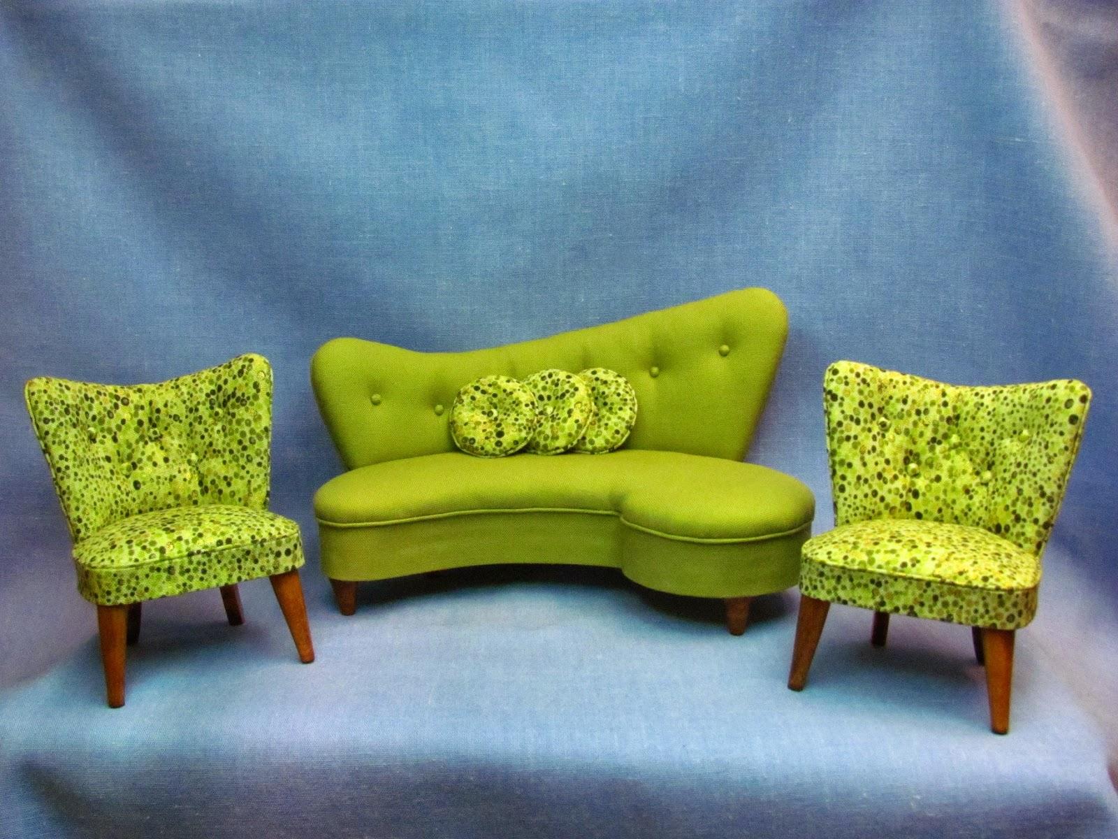 Dollhouse Miniature Furniture - Tutorials   1 inch minis ...