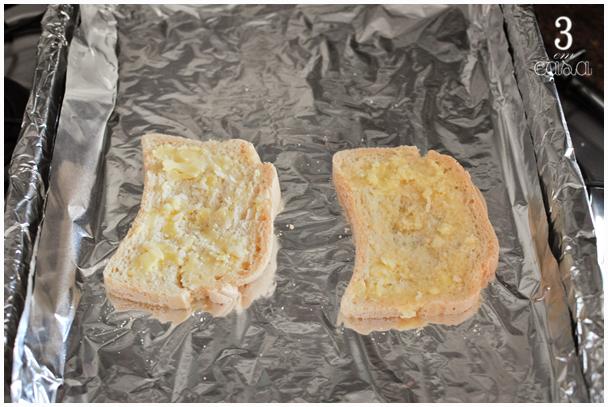 pão ao forno