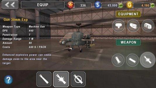 Gunship Battle: Helicopter 3D v2.4.30 Apk Mod [Compras Gratis]