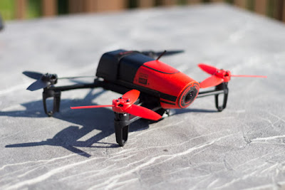 Bebop Drone and Sky Controller (Worth $ 900!) Giveaway