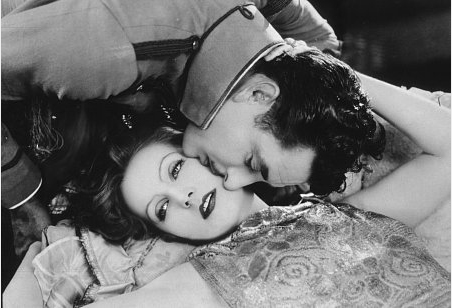 flesh and the devil 1927 greta garbo love