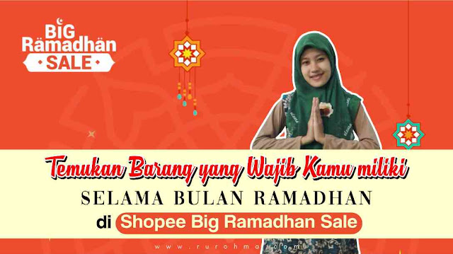 Shopee Big Ramadhan Sale