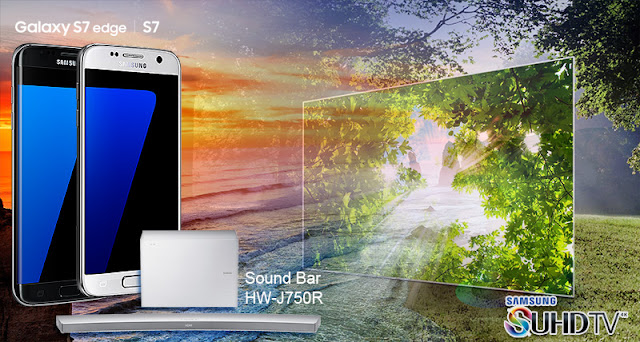 Samsung 4K Televizyon Kampanyası