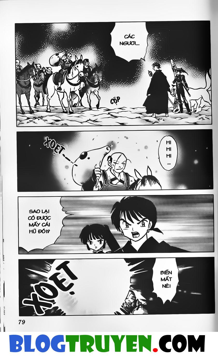 Inuyasha vol 37.5 trang 4