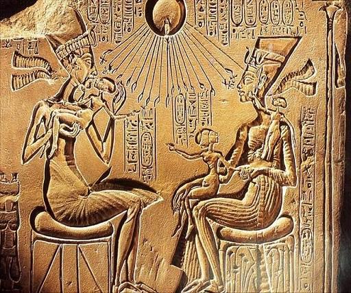 ¿Cómo hay tantas similitudes entre este faraón y las doctrinas cristianas?