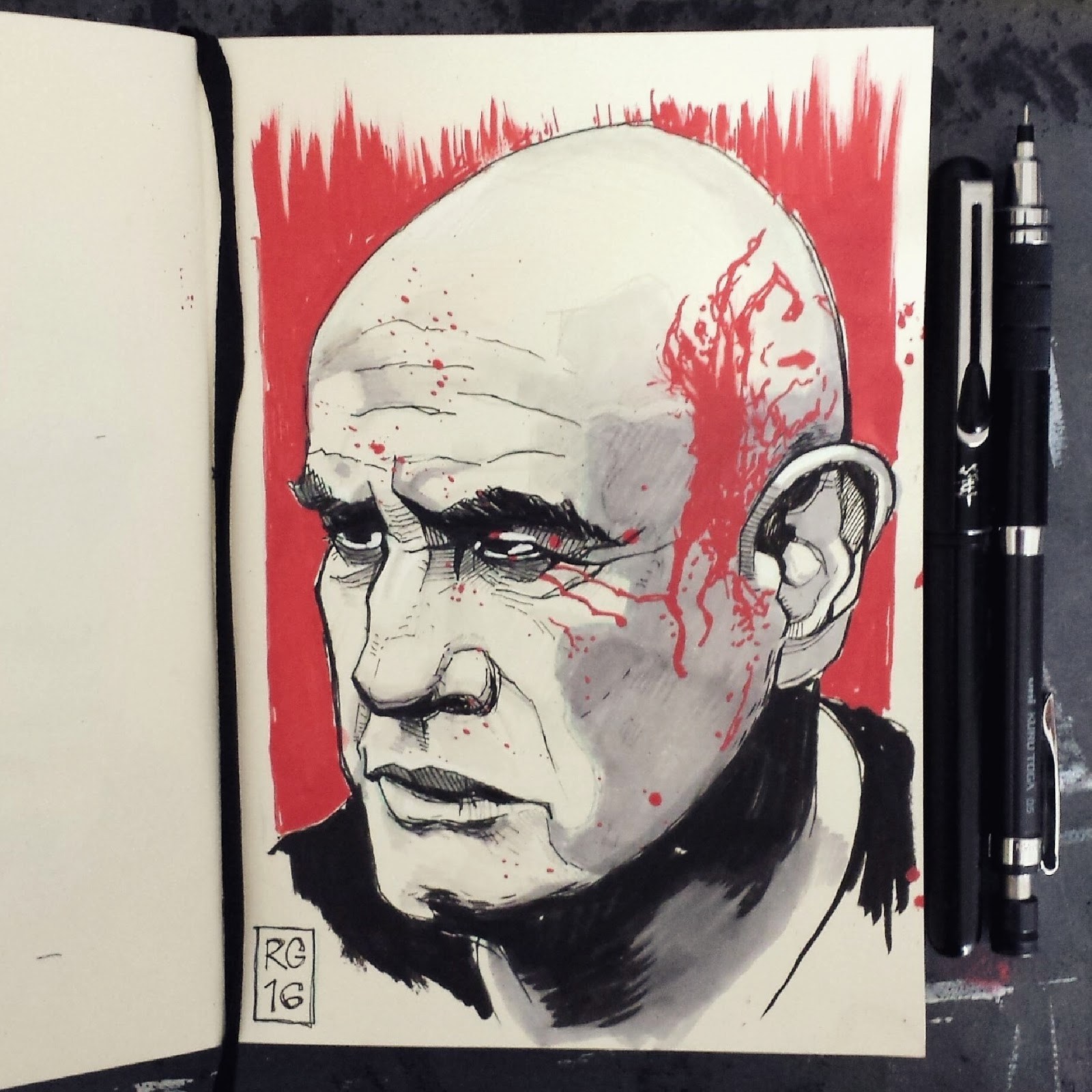 Apocalypse Now illustration Coppola
