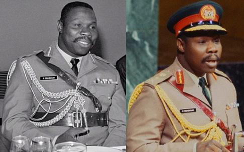 obasanjo became president 39