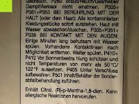 Scheibenreiniger Hinweise: Naturstein und Specksteinofen-Pflegeset 4 tlg.