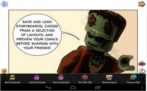 Aplikasi Pembuat Komik Di Android