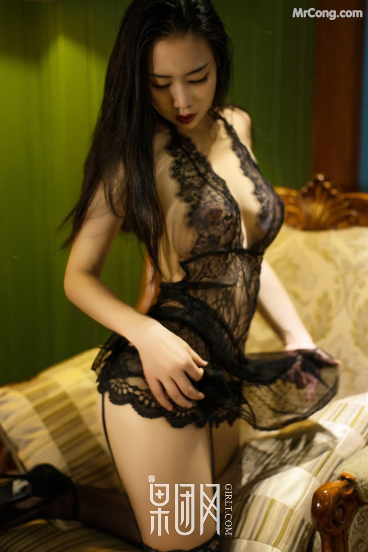 Image GIRLT-No.071-EMILY-MrCong.com-001 in post GIRLT No.071: Người mẫu EMILY (54 ảnh)