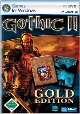 Descargar Gothic II Gold Edition pc full español mega y google drive.