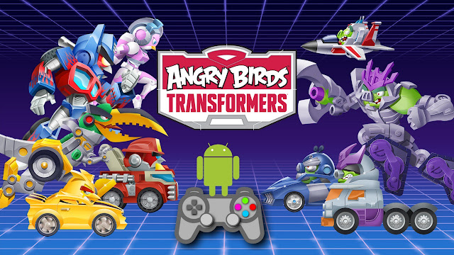 Download Angry Birds Transformers Mod Apk Game