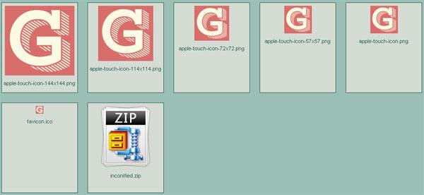 Генераторы многослойных favicon, Apple-иконки, Opera Speed ...