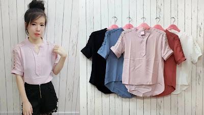 Dresses Fashion เพจขายส่งเสื้อผ้าแฟชั่น ขายส่งเสื้อผ้าแฟชั่น แฟชั่นประตูน้ำ แฟชั่นแพลตทินั่ม แฟชั่นเกาหลี เสื้อนำเข้า เสื้อผ้าแฟชั่นใหม่ๆ ศูนย์รวมเสื้อผ้าสวย ราคาถูก มีหน้าร้าน มีโกดังสินค้า สินค้าแฟชั่นอัพเดททุกวัน เสื้อผ้าแฟชั่นแบบไหนเรามีหลากหลายสไตล์ให้ท่านเลือก หลายร้อยแบบแฟชั่น สินค้าแฟชั่นของเราอัพเดททุกวัน ไม่มีตกแทรนด์ สนใจสั่งซื้อเสื้อผ้าแฟชั่น ติดต่อได้ทุกวันเวลา 08.00-19.00 น. โทร 095-6754581 เบอร์โทรโกดังสินค้า 054-010410 ติดต่อทางไลน์ Line id: @dresses