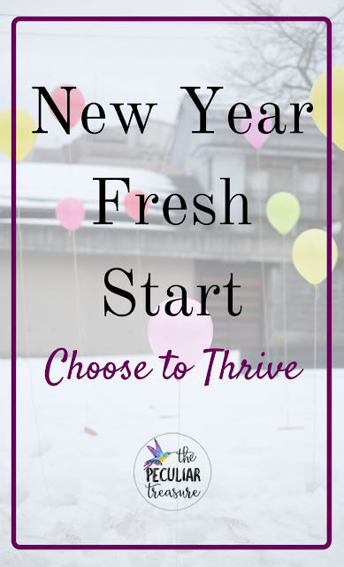 The new year brings a fresh start, but there is so much more to a fresh start than people realize. Read more to find out the truth about fresh starts.