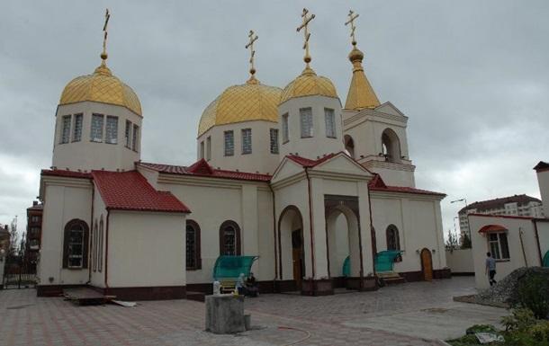 У центрі Грозного біля церкви вбили сім осіб