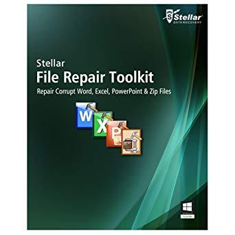 تصليح ملفات اوفيس Stellar File Repair Toolkit