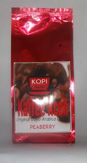 Kopi Arabika Gayo Peaberry Kaffee Aceh