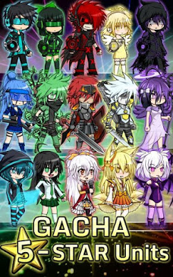 Gacha World Apk v1.2.5 Mod (Unlimited Gems & More)2