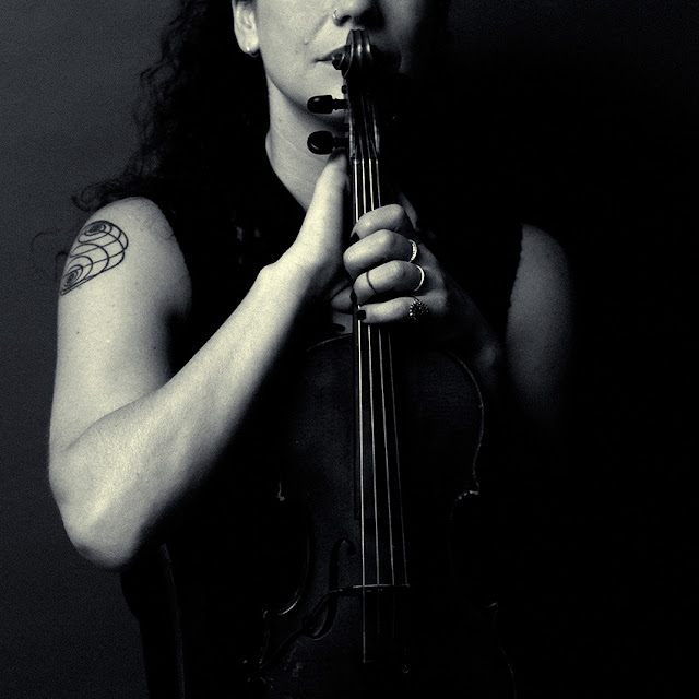 Music Artist and Violinist Jessica Moss reveals her latest