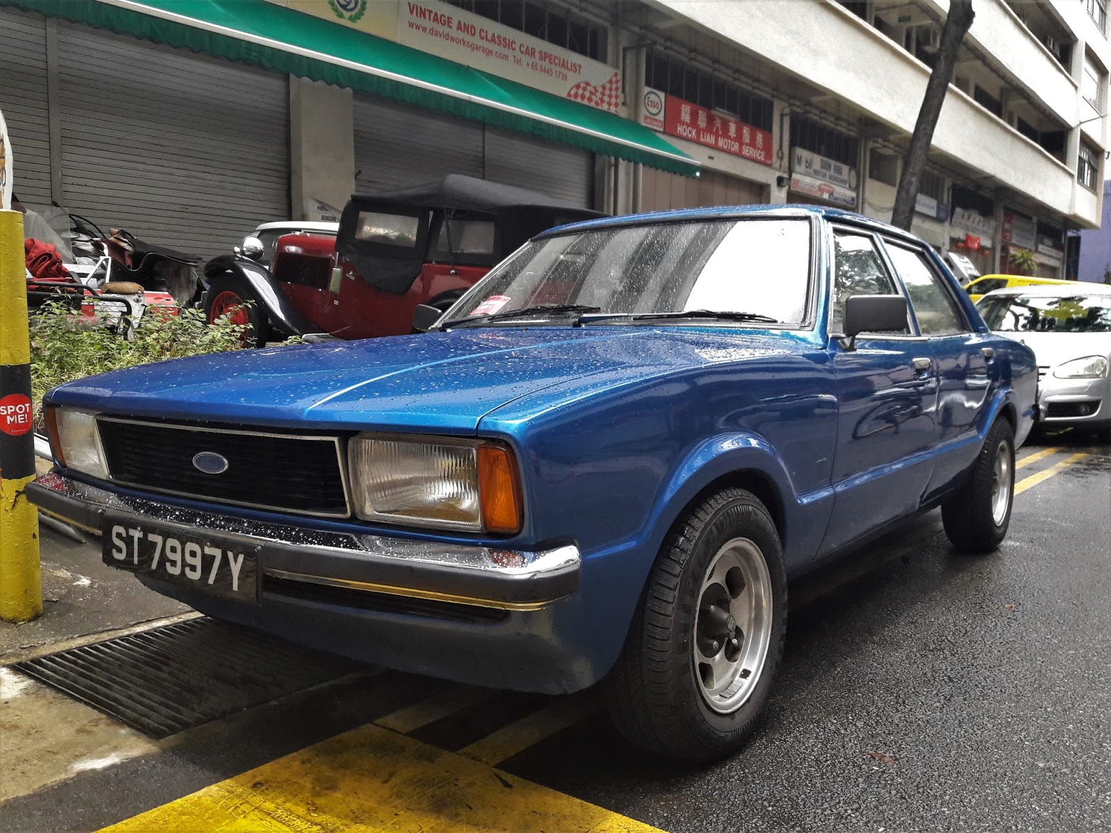 Singapore Vintage and Classic Cars: More than an old car #37: Ford ...