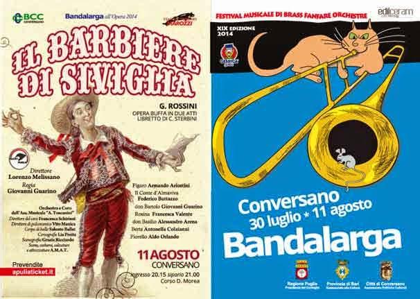 Festival Bandalarga Conversano (BA): FESTIVAL BANDALARGA