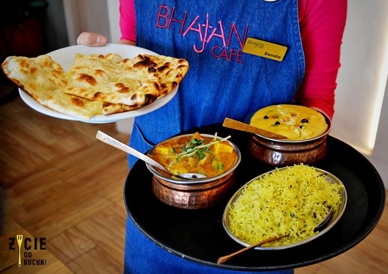 bhajan cafe, indyjska resytauracja, weganska restauracja w krakowie, wegetarianska restauracja w krakowie, zycie od kuchni