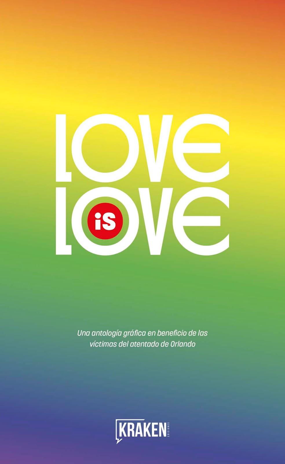 "Crítica de ""Love is Love"" (Mark Andreyko) por Ruth García Martín ... 62e8c3d37cf"