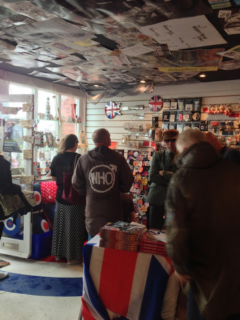 We Are The Mods, We Are The Mods, We Are The Mods - Brighton's August Mod Weekender, photo by Modern Bric a Brac