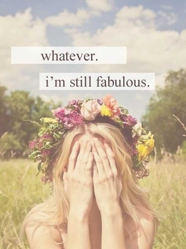 fabulous life quotes
