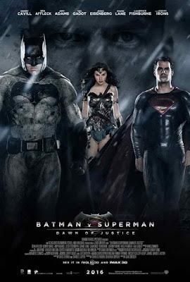 Batman v Superman: Dawn of Justice (2016) 700MB English DVDRip Download