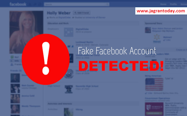 Identify Who is Using Fake Facebook Account