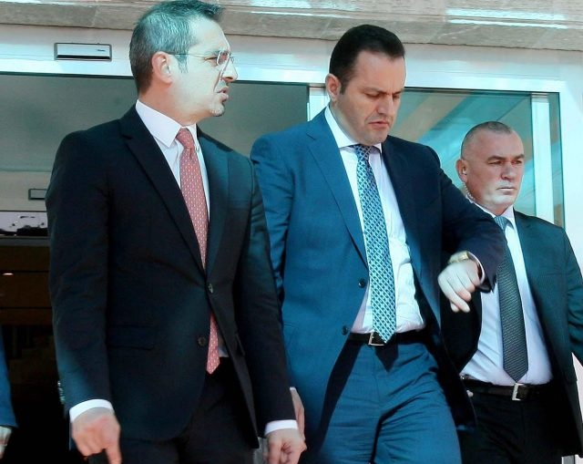 Prosecution request submitted to Parliament over the arrest of ex-minister Saimir Tahiri