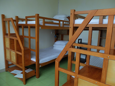 Yuanyang K2 International Youth Hostelの部屋
