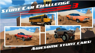 Stunt Car Challenge 3 v1.17 Android Apk Mod Download