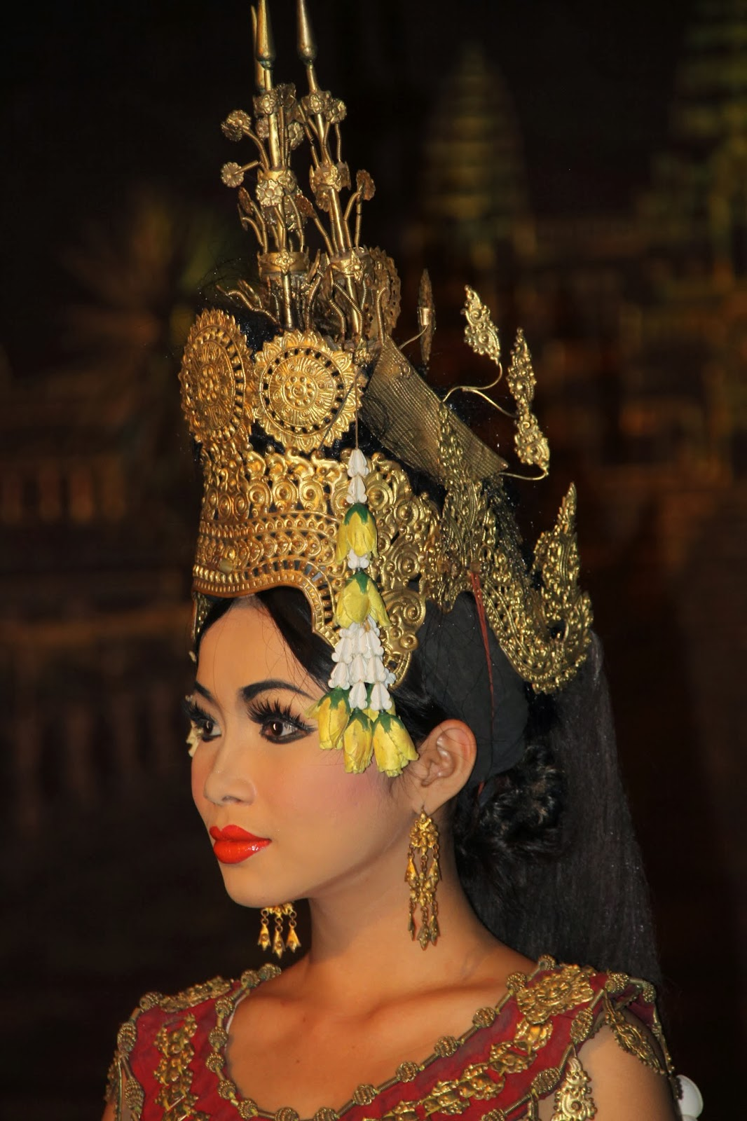 khmer apsara pictures - HD1066×1600