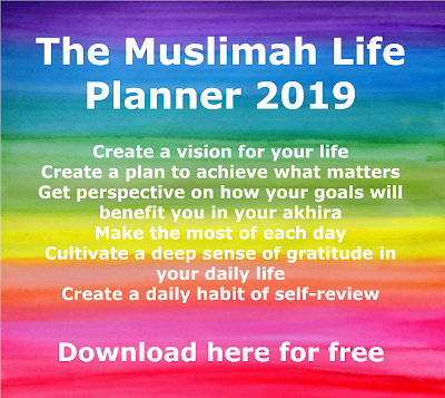Happy Muslim Mama Free Instant Download The Muslimah Life Planner 2019