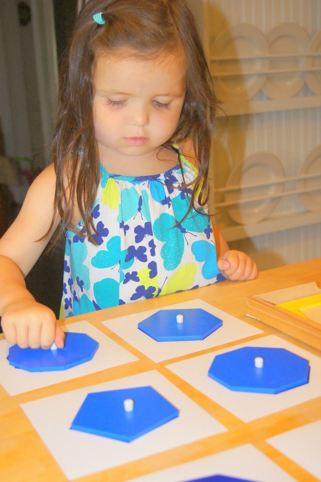 Geometric Cabinet Montessori Geometry At Home