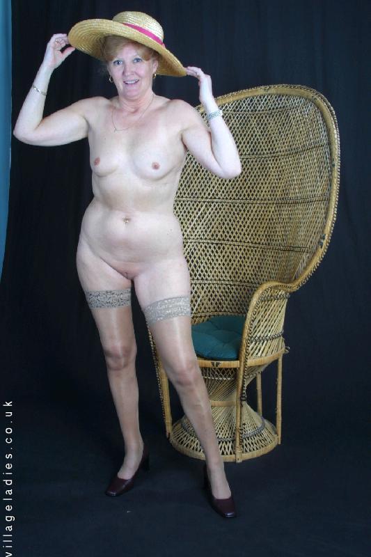 Old English Lady Porn