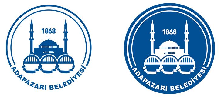 Adapazarı Belediyesi Vektörel Logosu