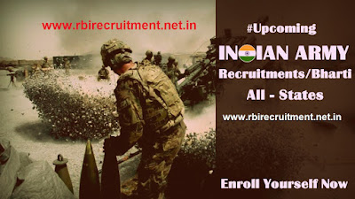 Indian Army recruitment 2016-17 JCO Religious Teacher notification 72 Vacancy Apply Online @ indianarmy.nic.in