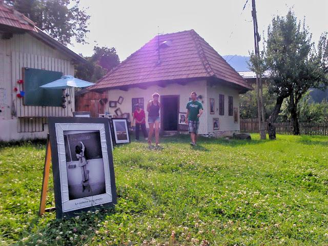 La cabane aux images, Moeciu de Sus