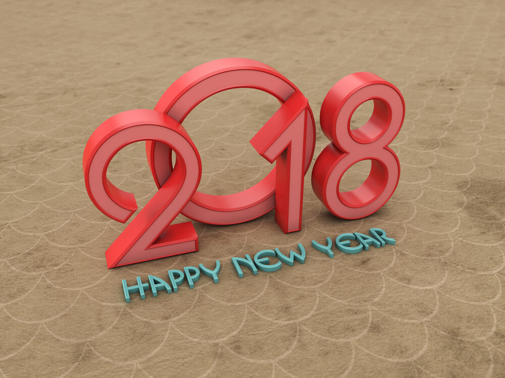 Happy New Year 2018 Images For Lover