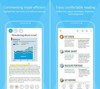 Perangkat Android ketika ini sanggup dipakai untuk mendukung seluruh kiprah dan pekerjaan and 10 rekomendasi aplikasi pdf android terbaru dan terbaik